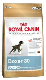 Royal canin Breed Boxer Junior 3kg