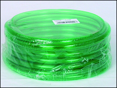 Hadička HAGEN vzduchovací zelená 10m