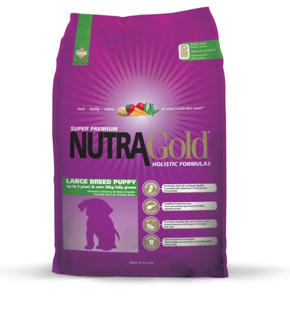 Nutra Gold Puppy Large Breed 3kg