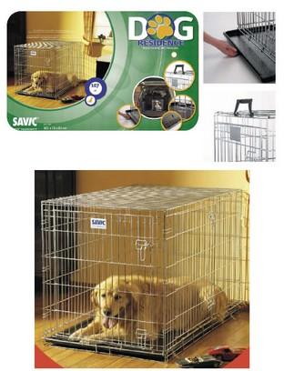 Klec Dog Residence pro psa/kočku 107x71x81cm