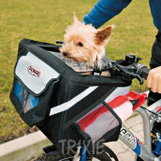 Přepravka Front -Box na kolo na řídítka