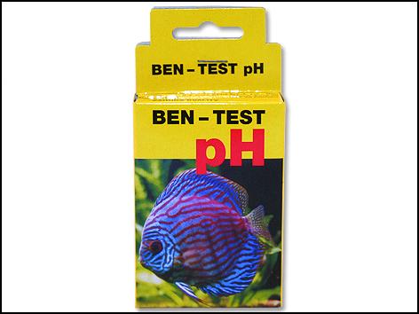 Ben test pro pH 4,7 - 7,4 - kyselost vody 20ml