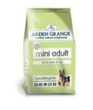 Arden Grange Mini Adult rich in fresh Lamb & Rice 2kg
