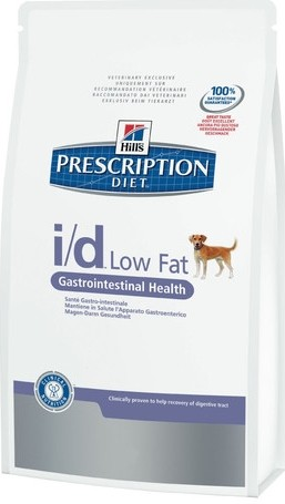 Hill's Can. I/D Dry Low Fat 1,5kg