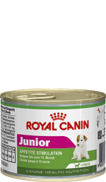 Royal Canin Canine konz. Mini Junior 195g exp. 12/2016