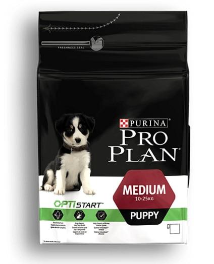Purina Pro Plan Puppy Medium 12kg