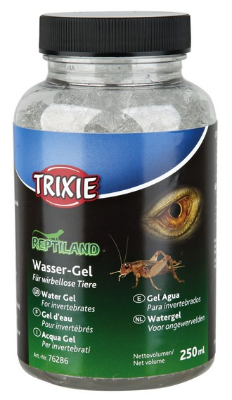 Vodní gel pro bezobratlé 250ml TRIXIE