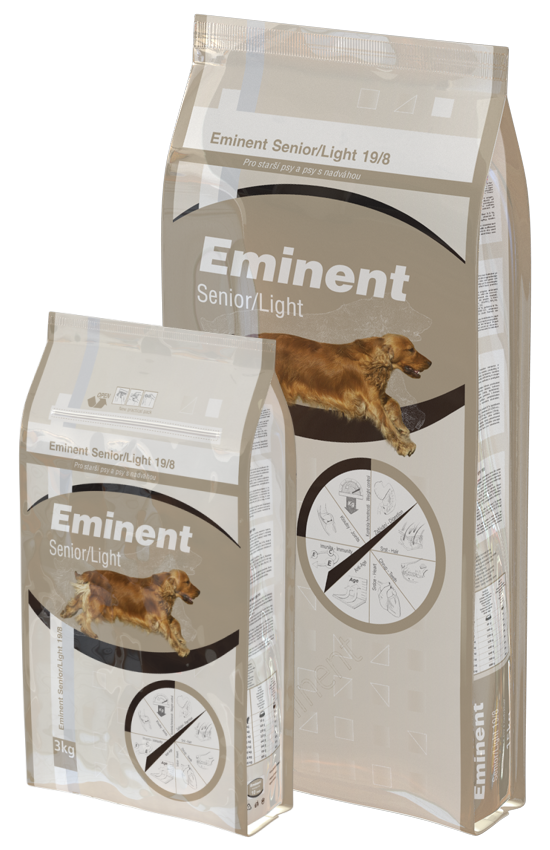 Eminent Dog Senior & Light 15kg