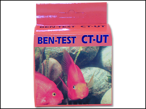Ben Test CT/UT - tvrdost vody 1ks