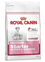 Royal Canin Medium Starter M&B 4kg