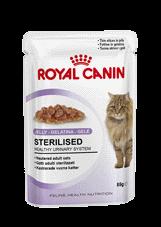 Royal Canin Feline kaps. Sterilized v želé 85g