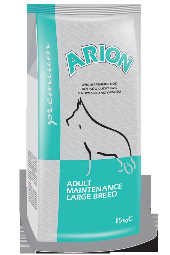 Arion Dog Adult Maintenance Large 20kg