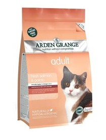 Arden Grange Adult Cat with fresh Salmon & Potato 8kg