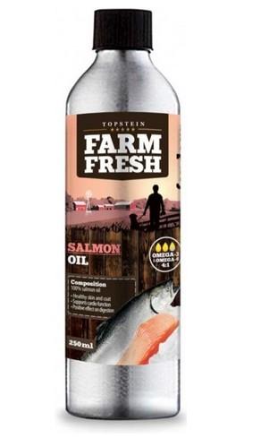 Farm Fresh Salmon oil Lososový olej 500ml