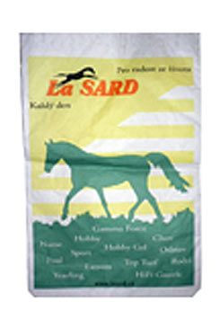 Krmivo koně LaSARD Top Turf 25kg