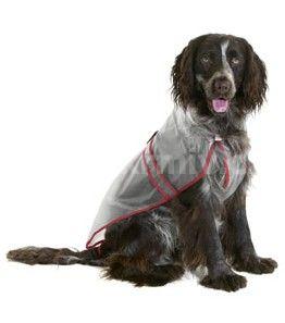 Pláštěnka pro psy PVC 34cm