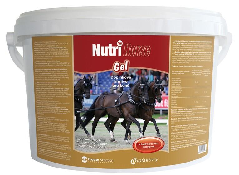 Nutri Horse Gel pro koně plv 3kg
