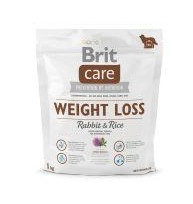 Brit Care Dog Weight Loss Rabbit & Rice 2 balení 12kg
