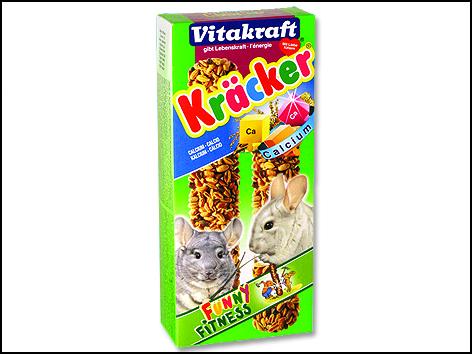 Kracker Chinchilla Calcium 2ks