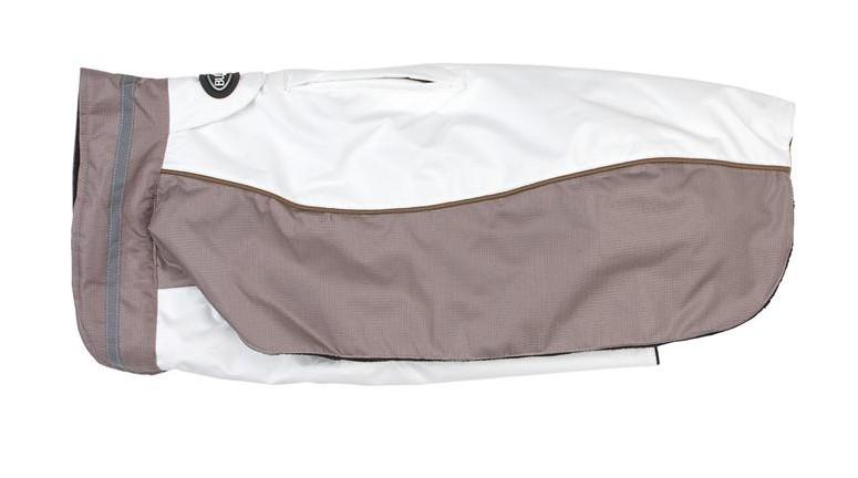 Obleček Winter KRUUSE Pudr.ružová / Hnědá 46cm L