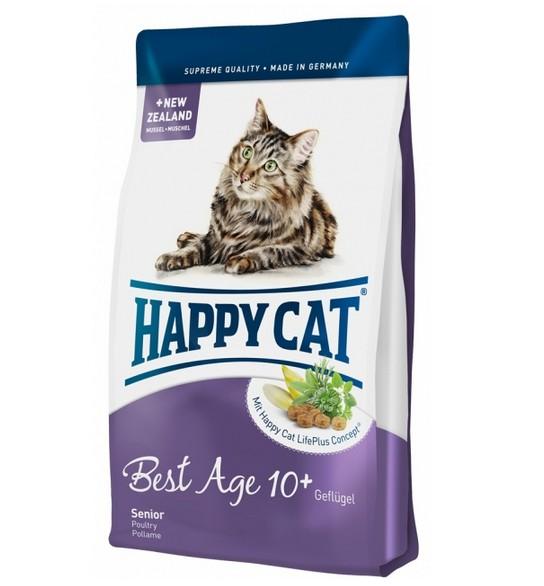 Happy Cat Supreme Adult Fit&Well Best Age(10+)Senior 4kg