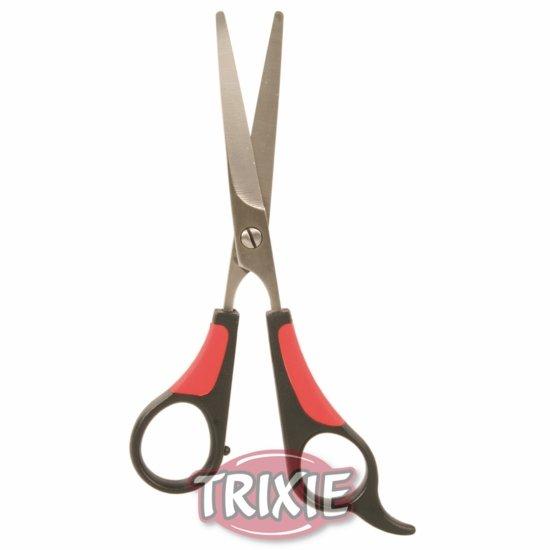 Kovové nůžky na kartě 18 cm