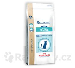 Royal canin VED Cat Skin Young Female S/O 1,5kg