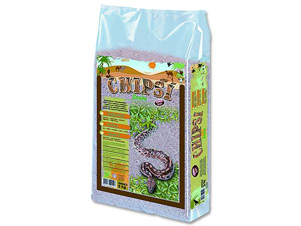 Hobliny JRS Chipsi Snake 5kg