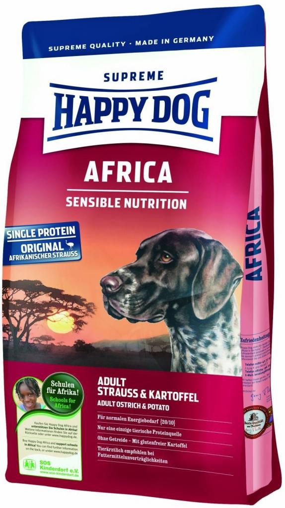 Happy Dog Supreme Nutrition Africa 12,5kg