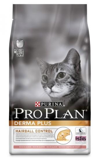Purina Pro Plan Cat Derma Plus Salmon 1,5kg