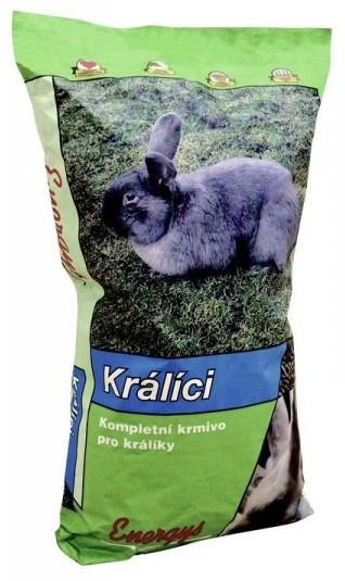Krmivo pro králíky KLASIK GOLD FORTE granulované 25kg