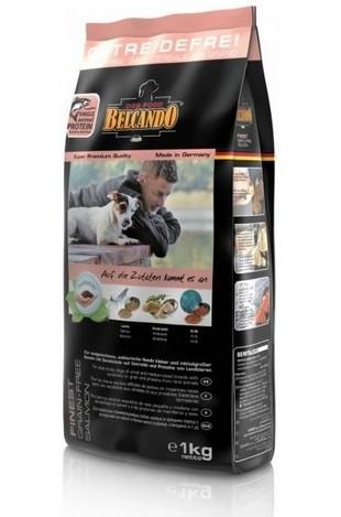 Belcando Finest Grain Free Salmon 1kg
