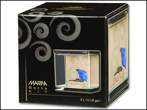 Akvárium Betta Marina Kit Zen 2l