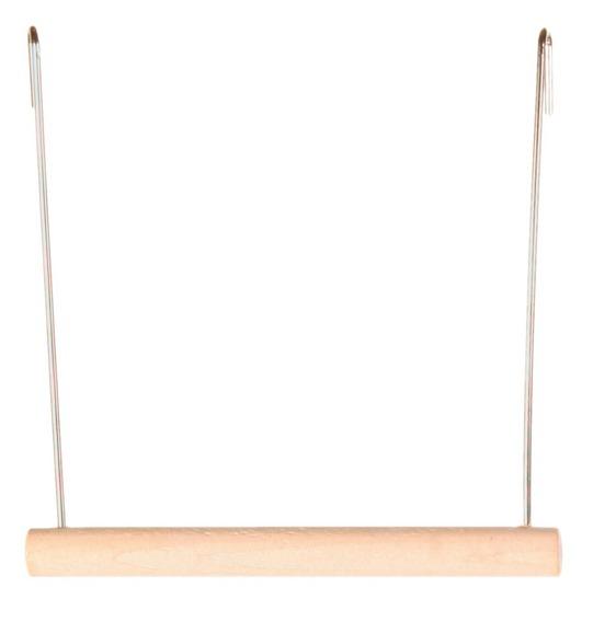 Dřevěná houpačka 12x13cm TRIXIE