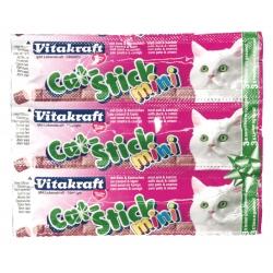 Vitakraft Cat Stick MINI kachna a králík 18g
