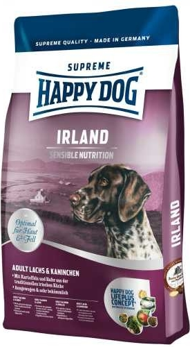 Happy Dog Supreme Nutrition Irland 4kg