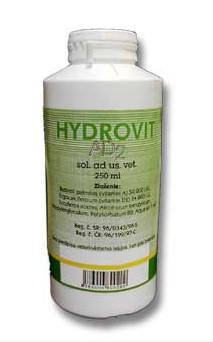 Hydrovit AD2 sol 250ml