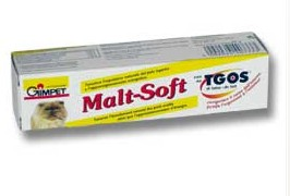 Gimpet kočka Pasta Malt-Soft TGOS na trávení 220g