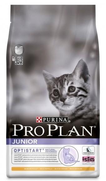 Purina Pro Plan Junior Chicken 1,5kg