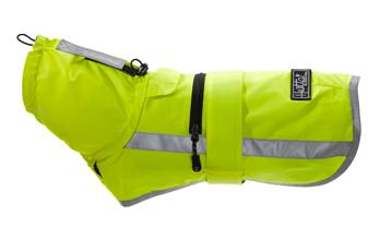 Mikina reflexní Hurtta Lifeguard Storm žlutá 45