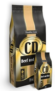 Delikan CD Beef+Rice 1kg