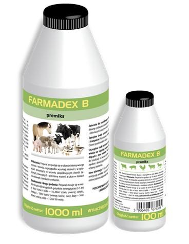 Farmadex B 1000ml tekutý