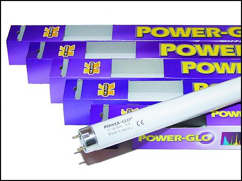 Zářivka Power Glo T8 - 30 cm 8W