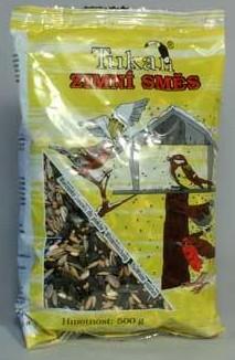 Tukan Zimní směs 500g