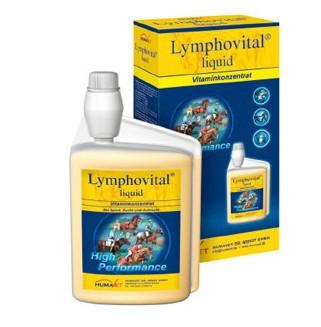 Lymphovital liquid pro koně 1000ml