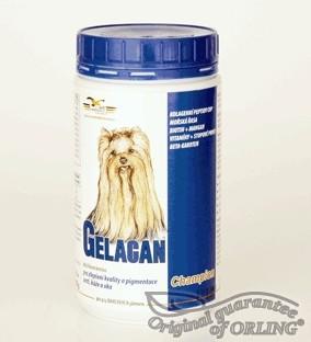 Gelacan Champion psi barevná plemena 150g