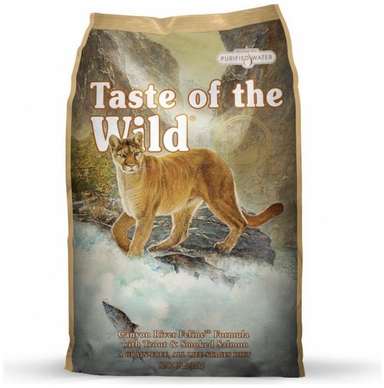 Taste of the Wild Canyon River Feline 6kg