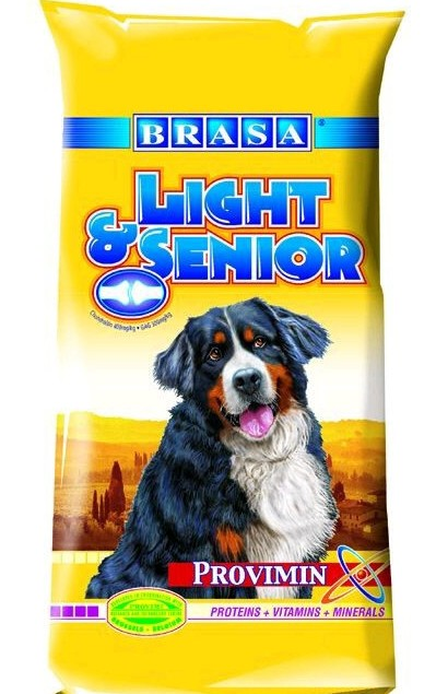 Brasa Dog Senior & Light 15kg
