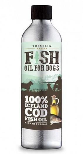 Farm Fresh Cod oil Olej z treskovitých ryb 500ml