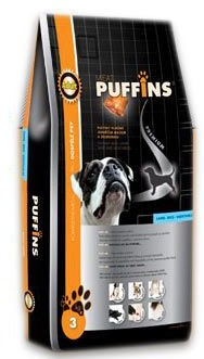 Puffins Adult Lamb & Rice 15kg